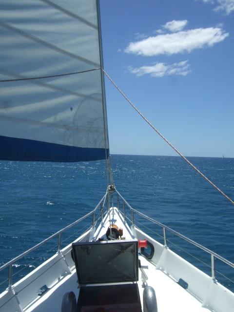 Whitsundays Australia Boat