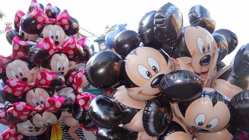 Disneyland Paris Mickey Minnie Mouse