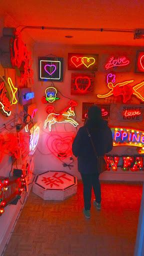 God's Own Junkyard Neon