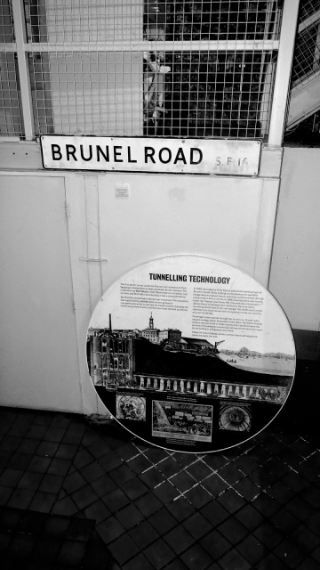 Brunel Museum Rotherhithe Thames