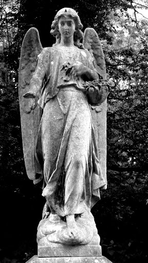 Highgate Cemetery Angel