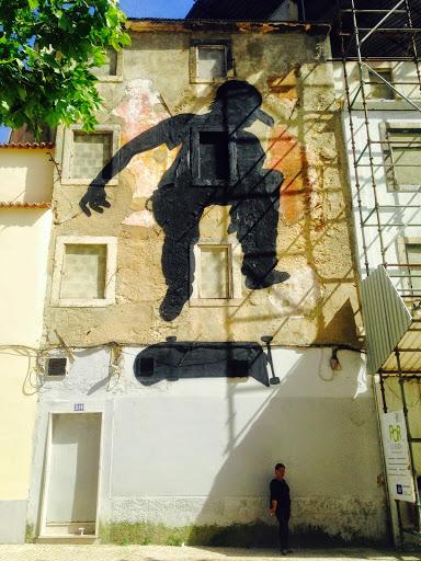 Lisbon Portugal Street Art