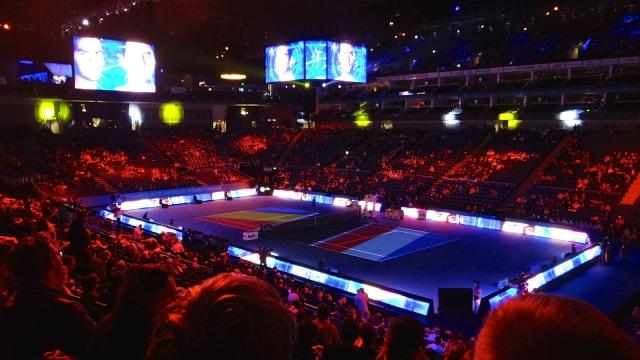 ATP World Tour Finals O2 Tennis Doubles