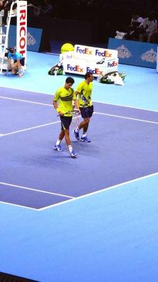 ATP World Tour Finals O2 Tennis Dodig Melo