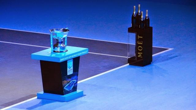 ATP World Tour Finals O2 Tennis Moet