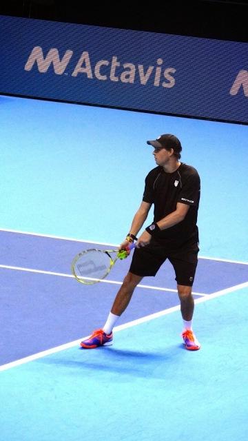 ATP World Tour Finals O2 Tennis Bob Bryan