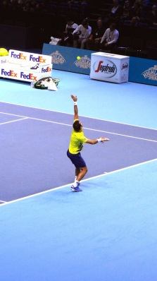 ATP World Tour Finals O2 Tennis Dodig
