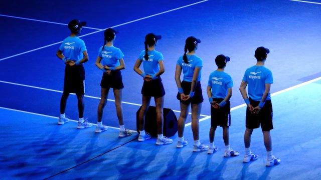 ATP World Tour Finals O2 Tennis Ball Boys Girls
