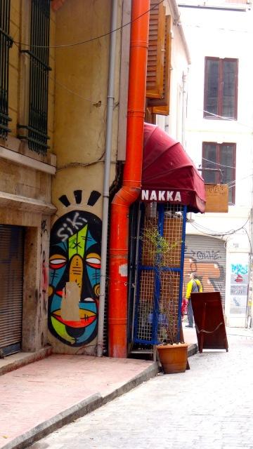 Istanbul, Turkey, Graffiti, Street, art
