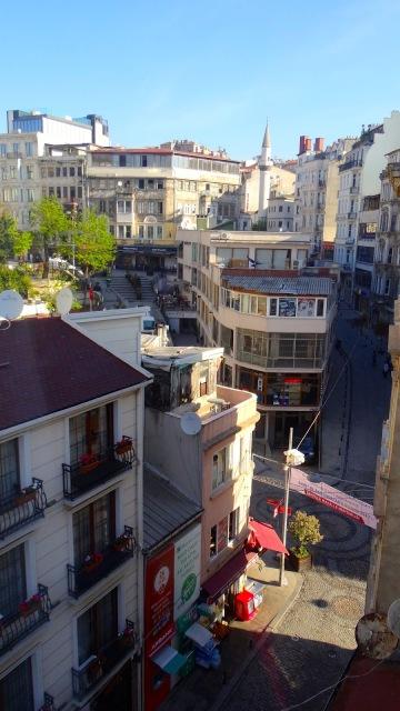Istanbul, Turkey, Beyoglu, Street
