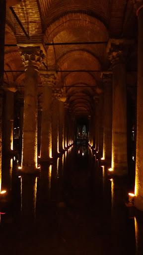 Istanbul, Turkey, Basilica Cistern