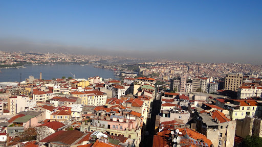 Istanbul, Turkey, Galata Tower