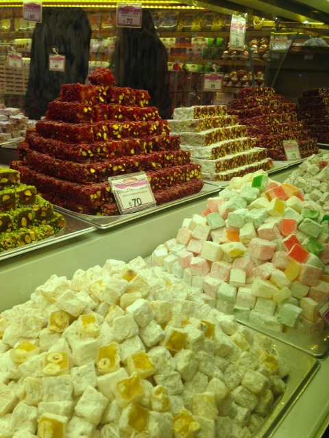 Istanbul, Turkey, Turkish Delight