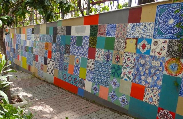 Istanbul, Turkey, Tiles, Street